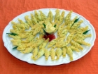 Tortelli con la coda di Vigolzone (Piacenza)